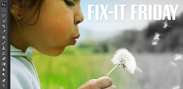 Fix It Friday Banner