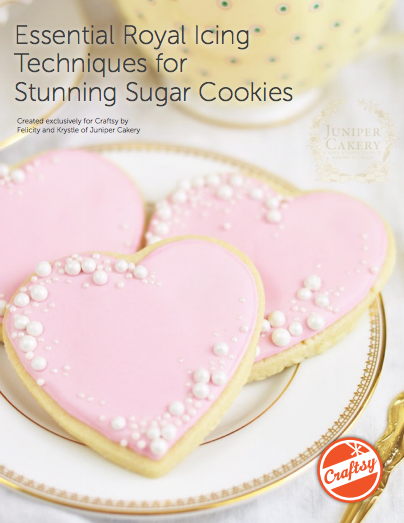 Royal Icing Cookie Decorating Guide