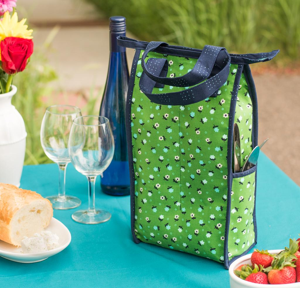Wine and dine bag kit.