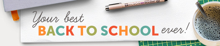 Your Best Back to School Banner
