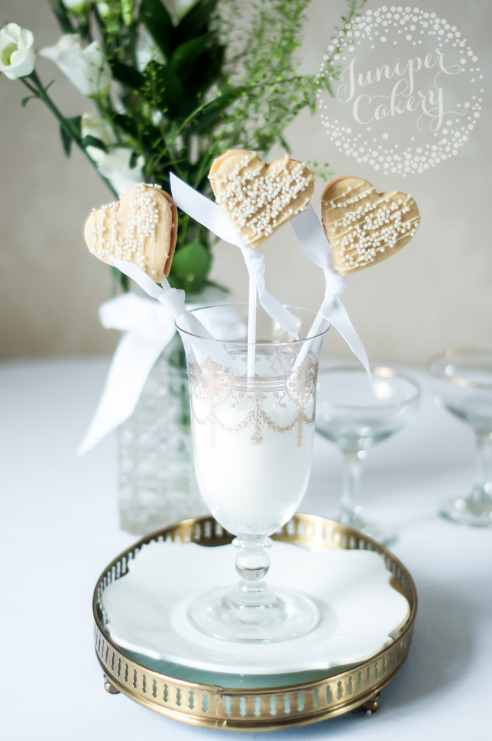 Simple cookie pop tutorial for weddings and parties