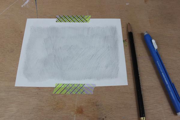 Creating a graphite ground