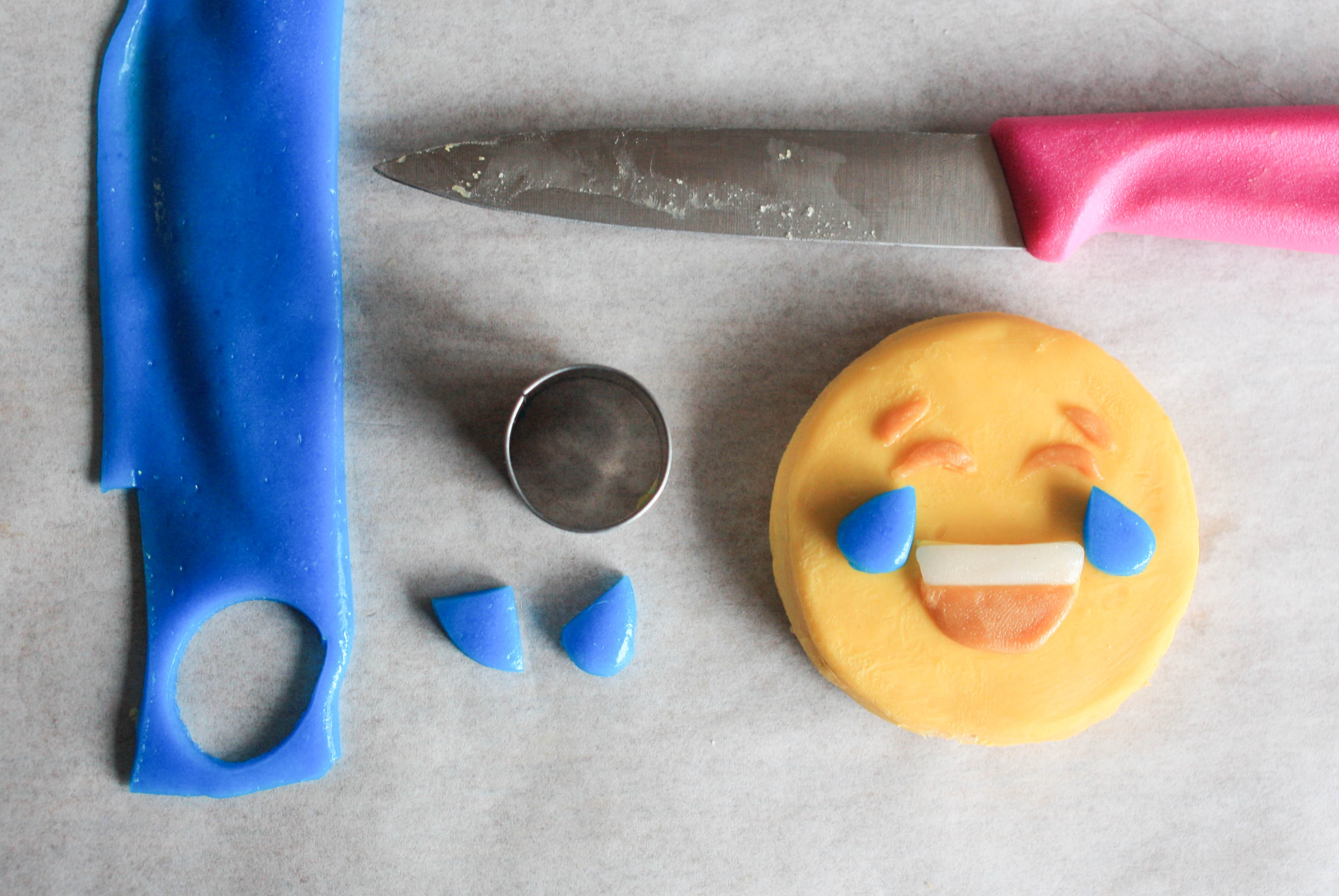 Laughing emoji | Erin Gardner