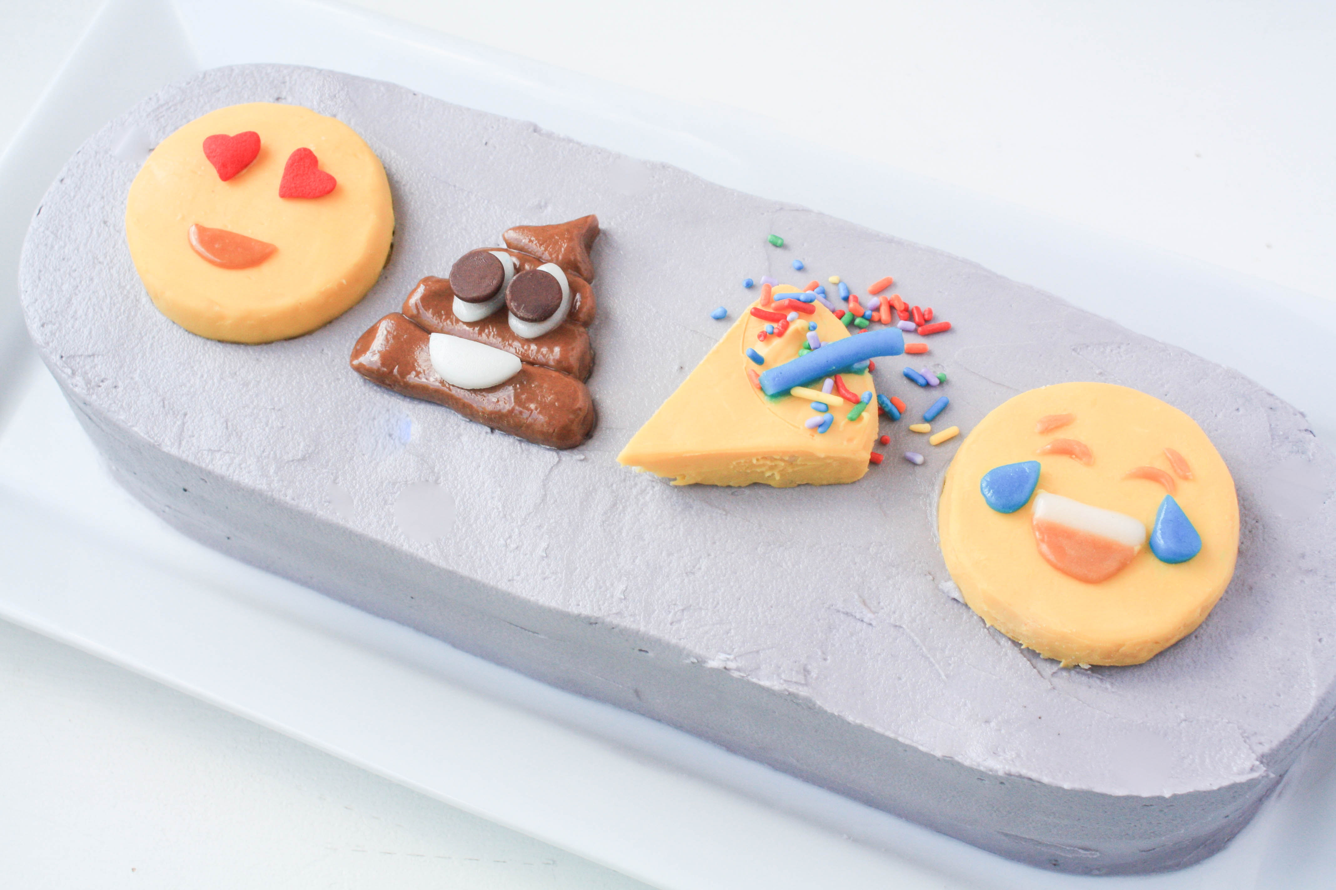 Emoji Cake | Erin Gardner | Bluprint