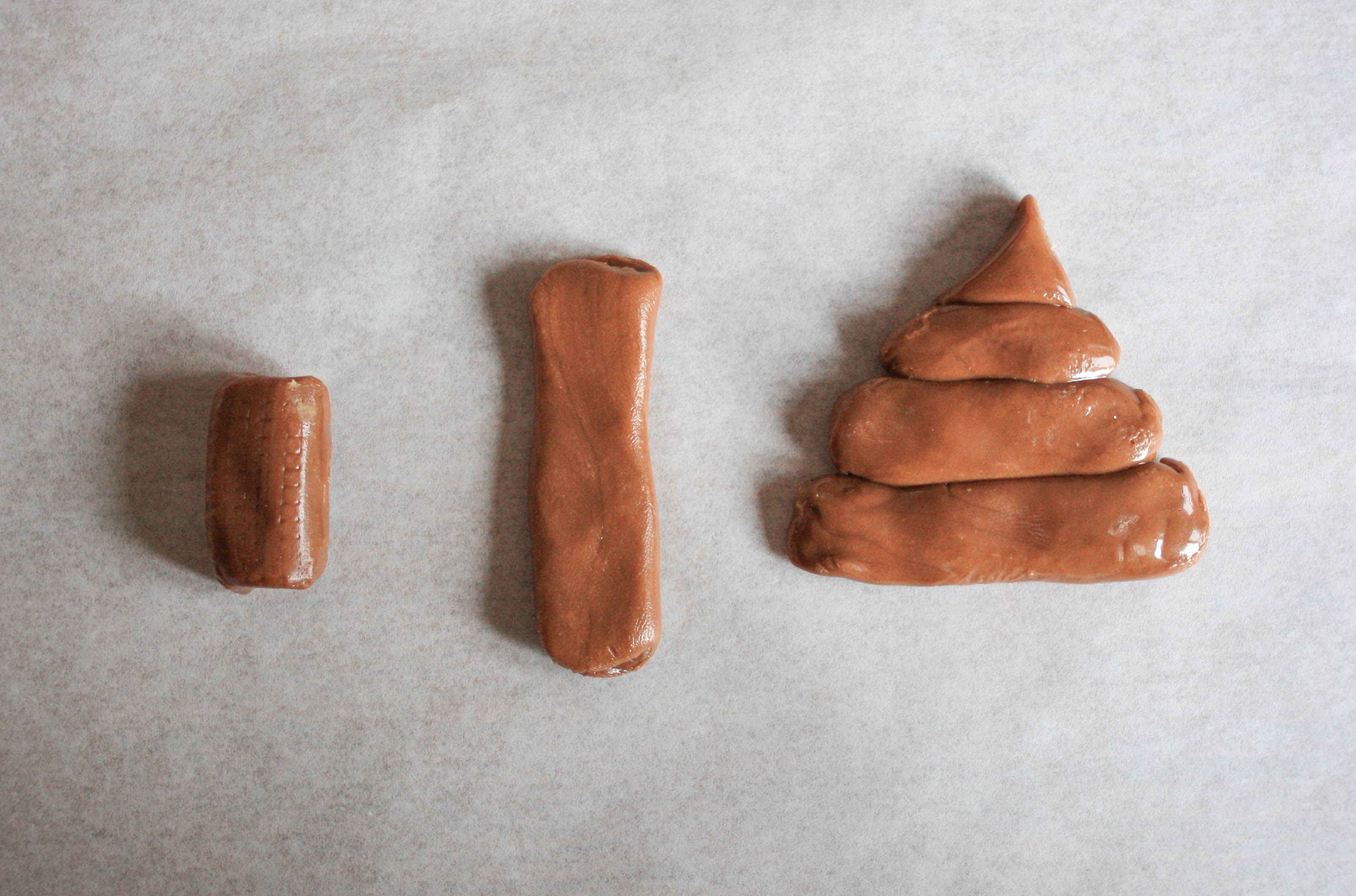 Chocolate ice cream emoji | Erin Gardner