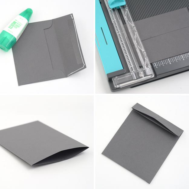 envelope gift bag tutorial