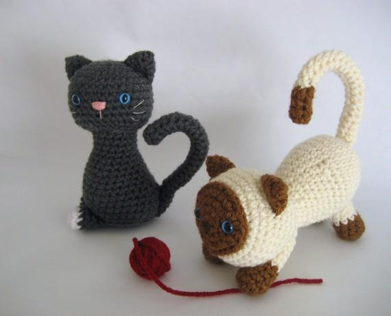 Kitten Crochet FREE Amigurumi Pattern