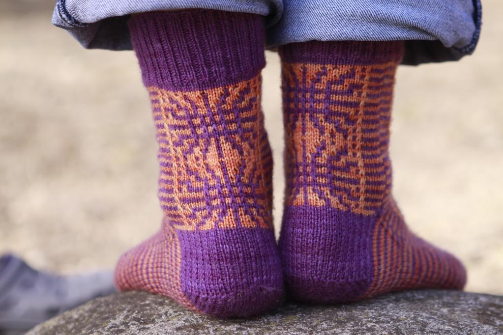 Walking on Sunshine Socks