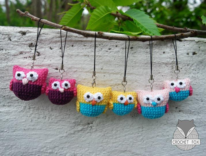 Owl Family FREE Crochet Pattern