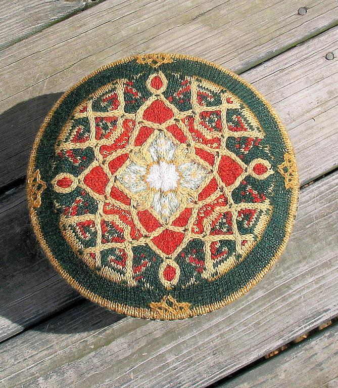 Eomer's Shield Tam