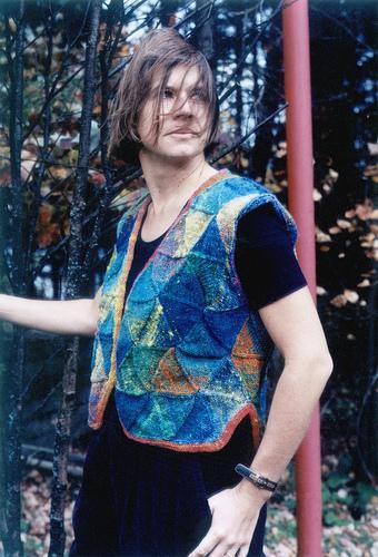 Equilateral Vest Knitting Pattern