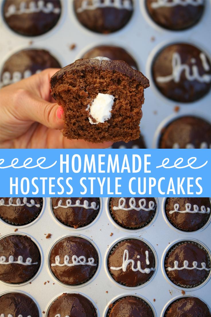 Hostess cupcakes