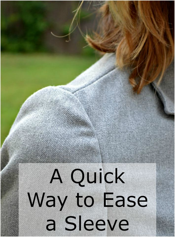quick-way-to-ease-a-sleeve