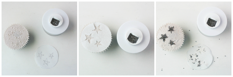 Making sanding sugar stars | Erin Gardner | Bluprint