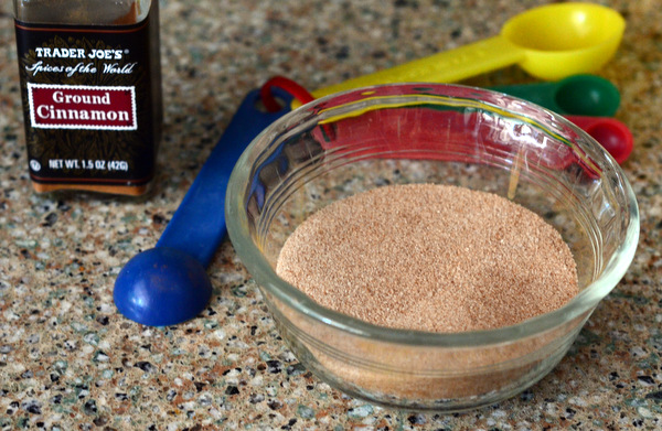 Make your Own Cinnamon Sugar