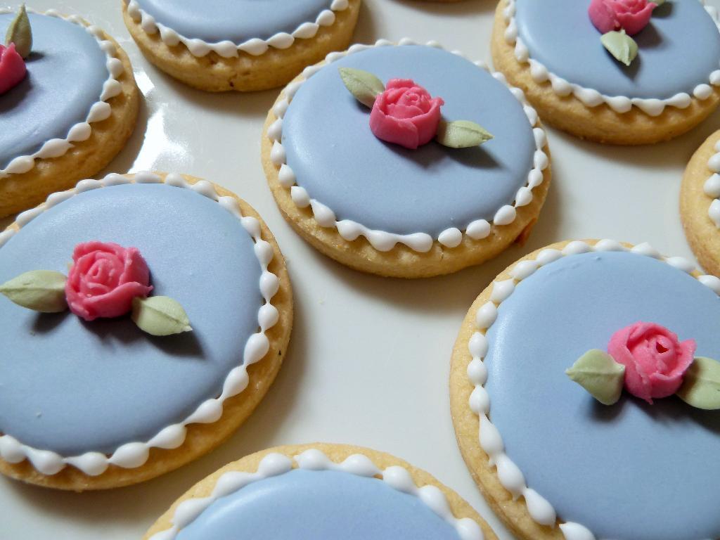 Sweet Elegance Cookies