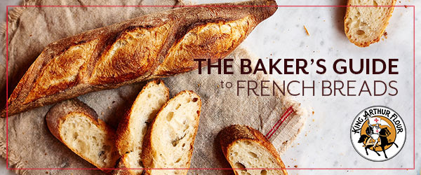 The Baker's Guide to French Bread Class