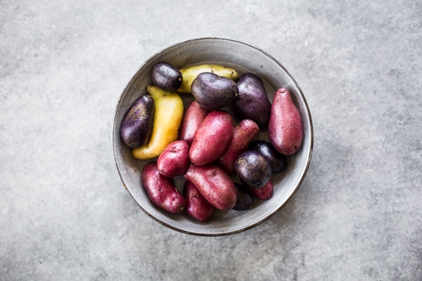 Fingerling Potatoes for Grilling