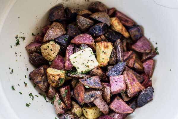 The BEST Grilled Potato Recipe