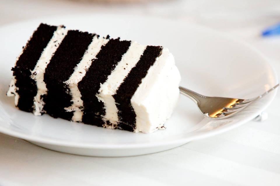 Black Cocoa Cake | Erin Gardner | Bluprint