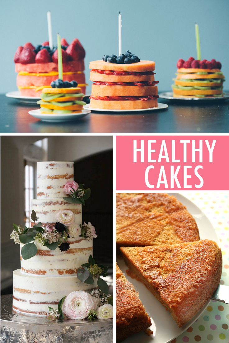 These healthy cakes are too tasty to miss!