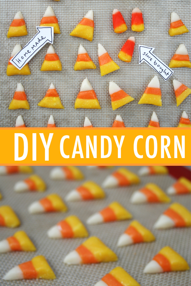 Homemade Candy Corn That Tastes as Good as the Store-Bought Stuff