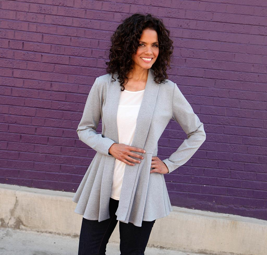 Couture Cardigan Kit for Sewing