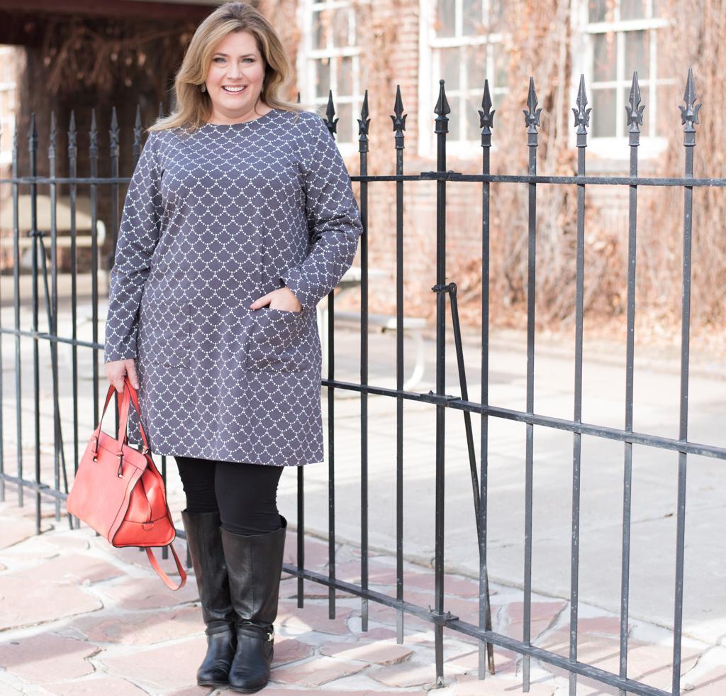 Style Arc Kristin Dress Sewing Kit