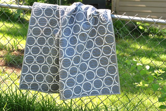 Quilt in a Day project