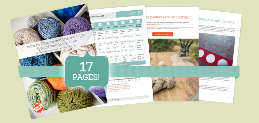 Choose Yarn Guide Preview