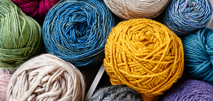 Choose Type of Yarn