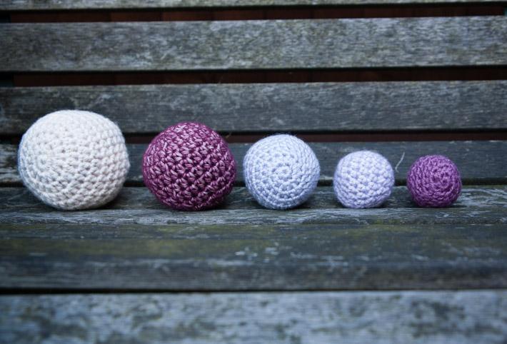Crochet Balls