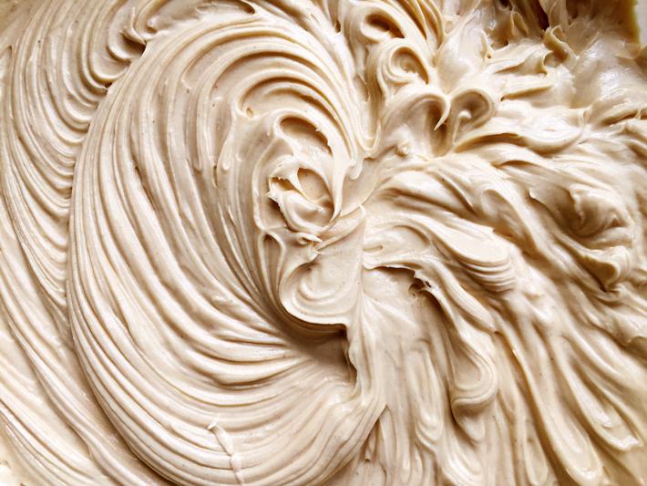 Fluffy, Delicious Peanut Butter Buttercream