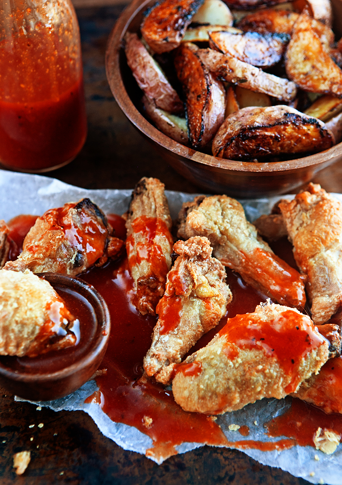 How to Bake Chicken Wings That Are Crispy and Oh So Tasty
