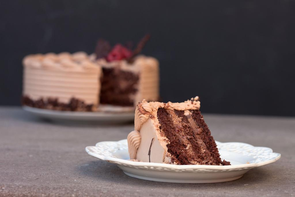 Chocolate Cake, Bluprint Instructor Josh Johnson | Erin Gardner | Bluprint