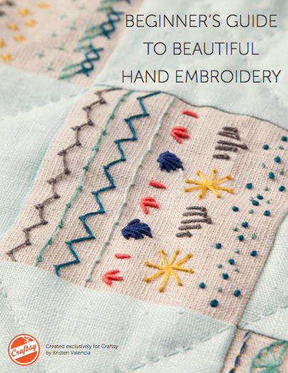 Hand Embroidery for Beginners Guide
