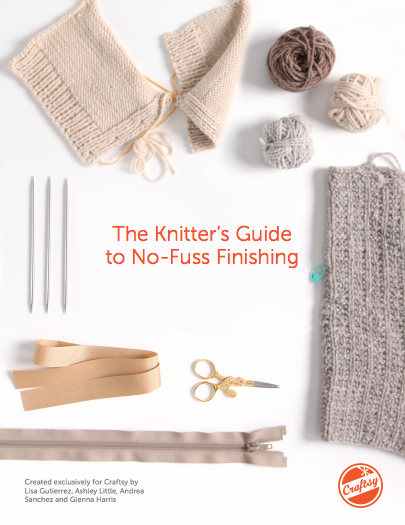 Knitter's Guide to No-Fuss Finishing