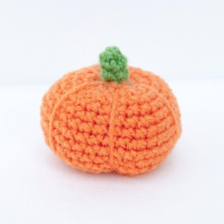 amigurumi pumpkin pattern