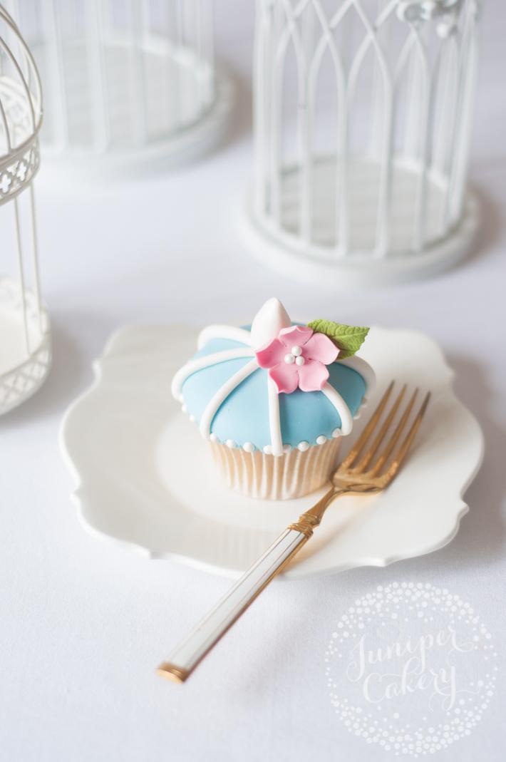 How to make sweet birdcage wedding cupcakes