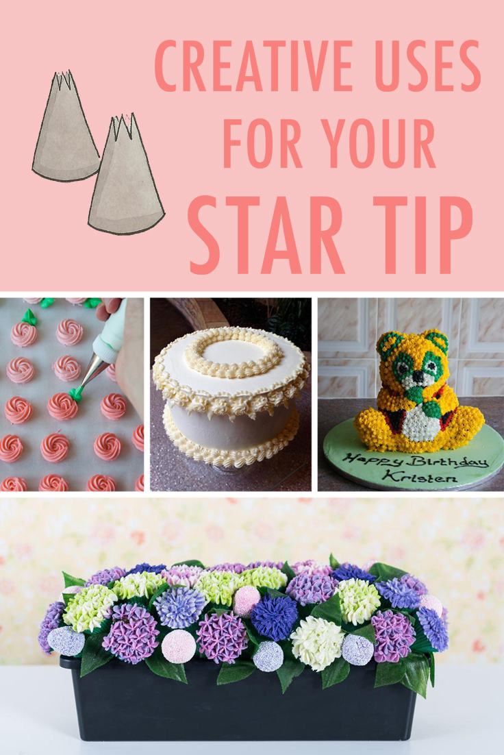Creative star tip uses