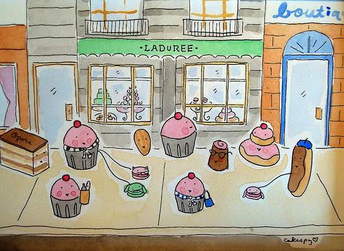 Parisian treats