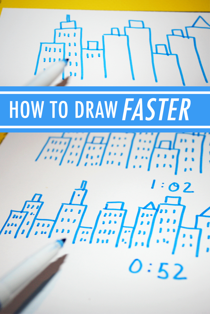 How to draw faster
