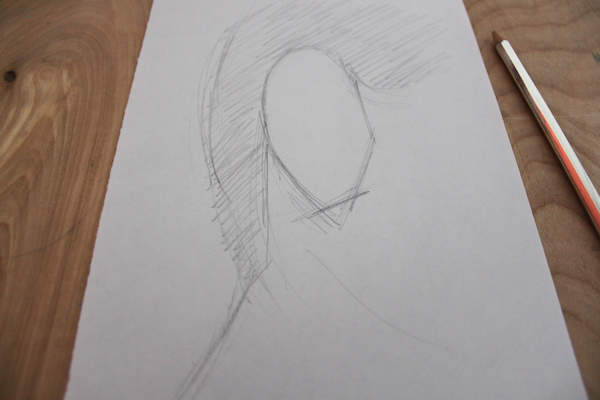 How to Draw an Ear Outline
