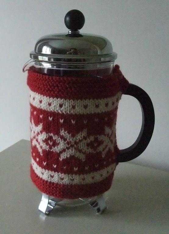 Nordic Coffee Press Cosy