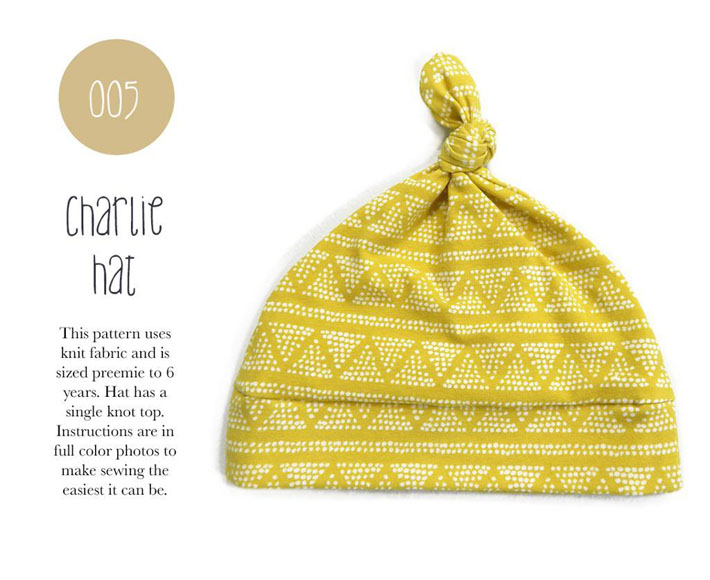Keep baby's head warm with this cute cap.