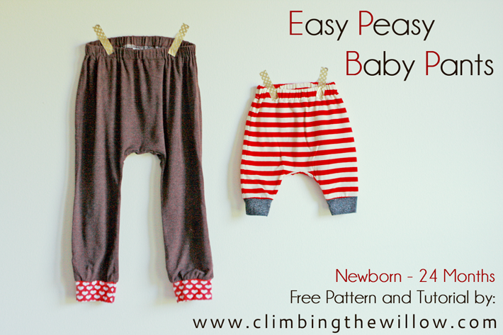 These little lounge pants are too cute to pass up.