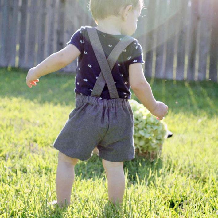 Mini suspenders? Count us in!