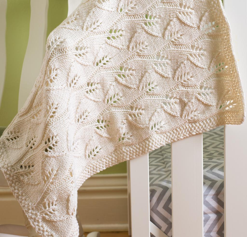 8 Free Baby Blanket Knitting Patterns Craftsy