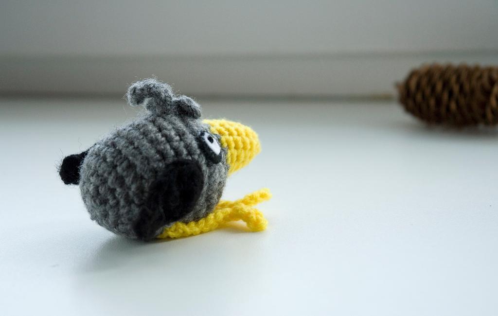 Free Amigurumi Bird Crochet Pattern