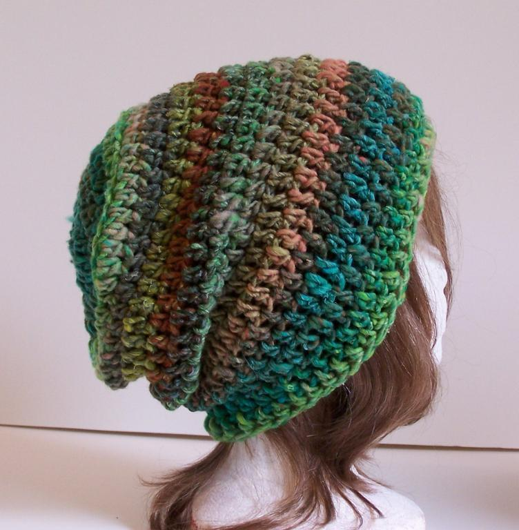Outlier Slouchy Toque FREE Crochet Pattern